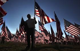 Flag Displays Exchange Club U0027s 1000 Flag Field Of Honor To Be Displayed At Jwcc