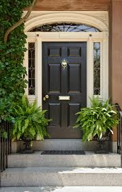 exterior door and frame home design exterior idaes