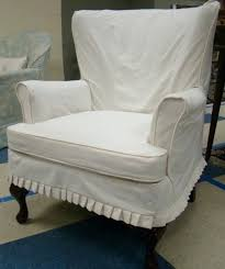 slipcover for chair slipcovers for wing chairs how to slipcover or reupholster a chair
