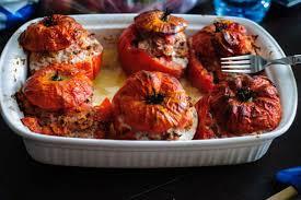 cuisiner des tomates s h s tomates farcies temps de cuisson