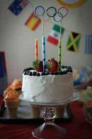 Olympic Themed Decorations 62 Best Birthday Theme Olympic Images On Pinterest Kid Parties