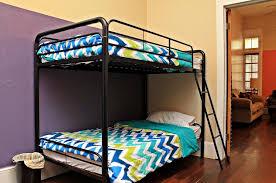 Atlas Bunk Bed Hostel The Atlas House New Orleans La Booking