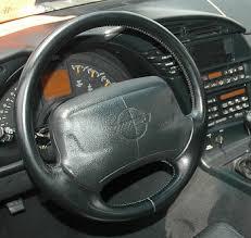 1996 corvette wheels c4 corvette 1990 1996 reproduction black leather steering wheel