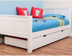 Kids Beds With Storage Kids Single Bed White