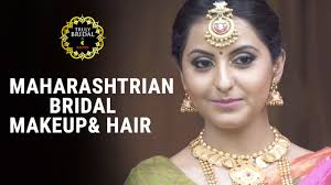 bridal makeup package maharashtrian bridal makeup hair by makeup hair expert