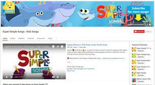 top ten kindergarten youtube channels