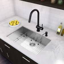 Black Stainless Steel Sink Faucet Sets For Less Overstock Com