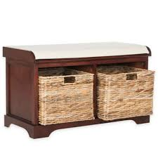Storage Bench With Drawers Buy Storage Benches Furniture From Bed Bath U0026 Beyond