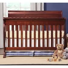 Convertible Crib Cherry Cherry Cribs Easy Home Concepts
