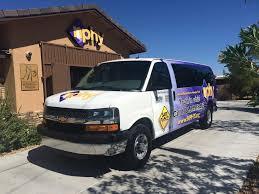 cadillac minivan findlay cadillac and findlay honda henderson donates van for