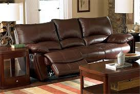top grain leather recliner set clifford collection