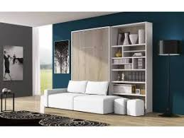 canapé lit escamotable lit escamotable canapé diomède très élégant et moderne