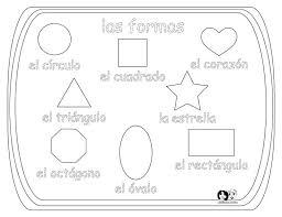 131 best spanish worksheets for children español para niños