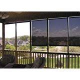 Outdoor Rolling Blinds Amazon Com Outdoor Roller Shades Blinds U0026 Shades Home U0026 Kitchen