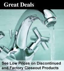 Closeout Kitchen Faucets Bathroom Kitchen Fixtures Faucets Sinks Whirlpools Bathtubs