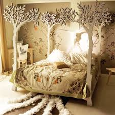 Gorgeous Bed Frames Handmade Forest Themed Bed Frame Hello Adorable