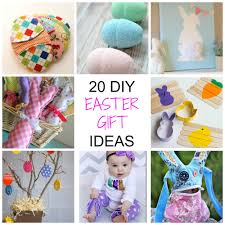 Easter Gift Ideas by 20 Non Chocolate Diy Easter Gifts Simplify Create Inspire