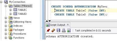 Create Table In Oracle Ddl Commands In Transactions In Sql Server Versus Oracle
