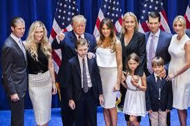 trump s president donald trump and his multilingual family bilingual kidspot