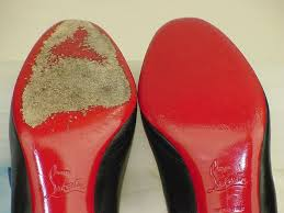 red sole shoes ebay