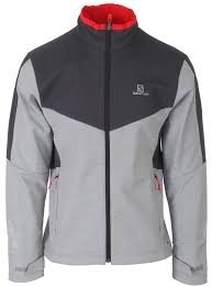 softshell cycling jacket mens salomon pulse softshell xc ski jacket men u0027s altrec com