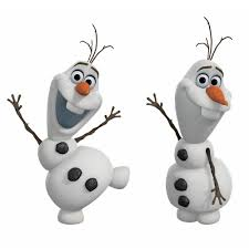 disney frozen olaf the snowman wall decals eonshoppee disney frozen olaf the snowman wall decals