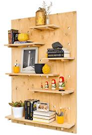 Wood Shelf Plans For A Wall by 12 Free Shelf Plans To Spruce Up Your Home