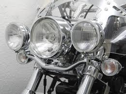 Light Bar For Motorcycle Triumph Thunderbird Lightbar Bracket Spotlights For Passing Lights