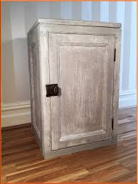 reduced vintage antique victorian oak pot linen cupboard with a