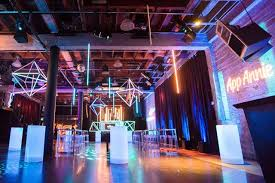 gdc themed events app annie vision party at mezzanine sf during the gdc we used a