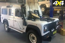 modified land rover 1994 land rover defender 4x4 shed 4x4 australia
