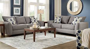 Shop For A Bridgeport  Pc Living Room At Rooms To Go Find Living - Gray living room furniture sets
