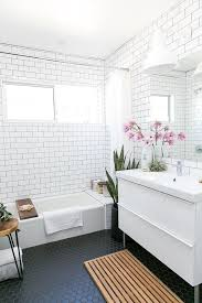 bathroom tiles black and white ideas best 25 modern bathroom tile ideas on modern bathroom