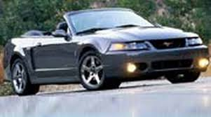 ford mustang 2003 silver metallic ford mustang cobra convertible click to enlarge