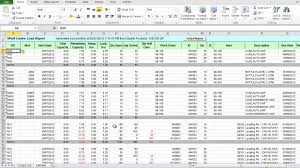 Production Capacity Planning Template Excel Optimizing Production Capacity In Qad 32