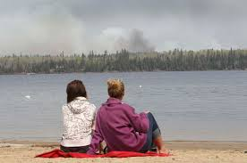 North Bay Mnr Fire by Whiteshell Forest Fire Now Larger Than 5 000 Hectares Winnipeg