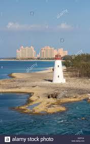 atlantis hotels at paradise island nassau bahamas on the left