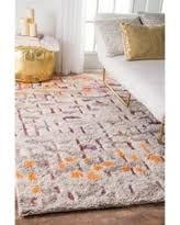 moroccan shag wool rugs bhg com shop