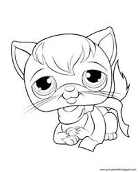 littlest pet shop free printable coloring book 55 pages free