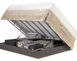platform steel bed frame low profile lightbox moreview zinus 14