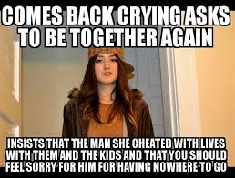 Meme Cheating Wife - my friends soon to be ex wife cheated on him multiple times while