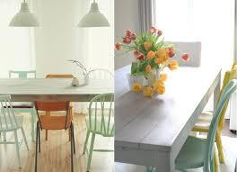 repeindre une table de cuisine en bois repeindre une chaise repeindre meuble cuisine placards