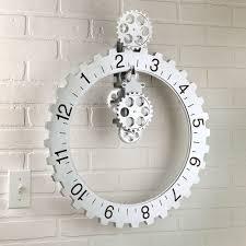 wonderful modern wall clock large 81 modern diy wall clock large