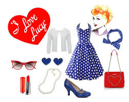 Lucy Halloween Costume 32 Love Lucy Costumes Images Love Lucy
