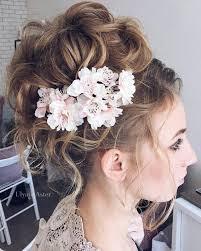 trubridal wedding blog 35 wedding updo hairstyles for long hair