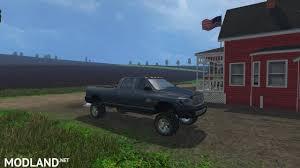 dodge cummins truck dodge cummins mod for farming simulator 2015 15 fs ls 2015 mod