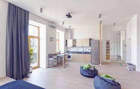 Designing A One Bedroom Apartment Open Studio Apartment U2014 Fild Design Thinking Company