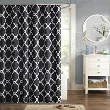 Shower Curtain To Window Curtain 10 Stylish Shower Curtains For A Modern Bathroom 10 Stunning Homes