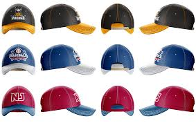 baseball cap psd mockup template sports templates sports