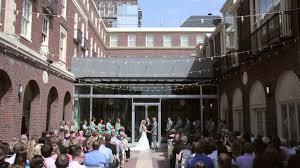 Wedding Venues Omaha Omaha Nebraska Wedding Video Featuring The Magnolia Hotel And The